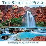 2021 The Spirit of Place 16-Month Wall Calendar