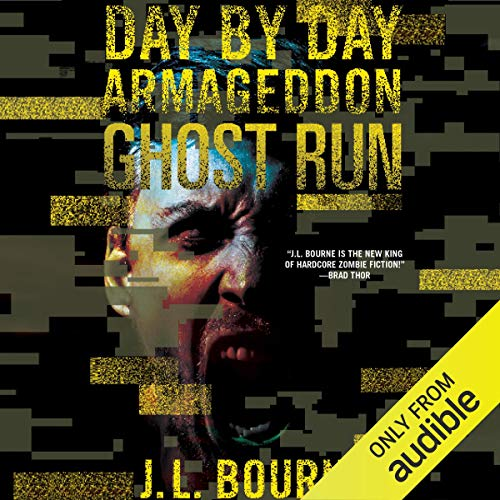 Ghost Run audiobook cover art