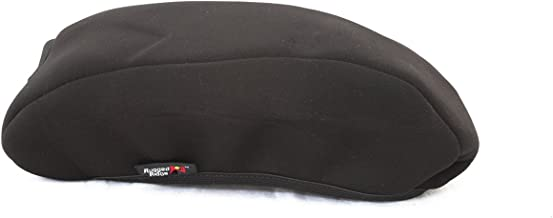 Rugged Ridge 13108.01 Black Neoprene Center Console Armrest Pad