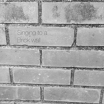 Singing to a Brick wall
