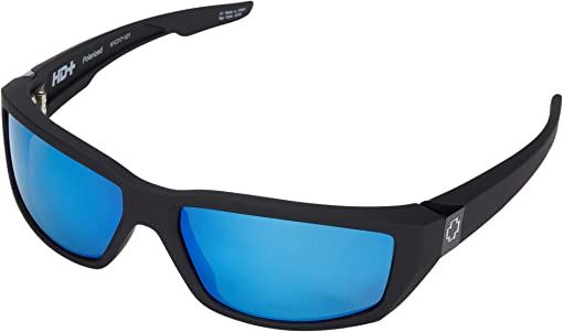 Soft Matte Black/HD Plus Dark Gray Green Polar/Dark Blue Spectra