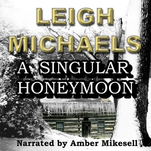 A Singular Honeymoon audiobook cover art