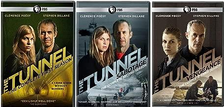 The Tunnel Seasons 1-3