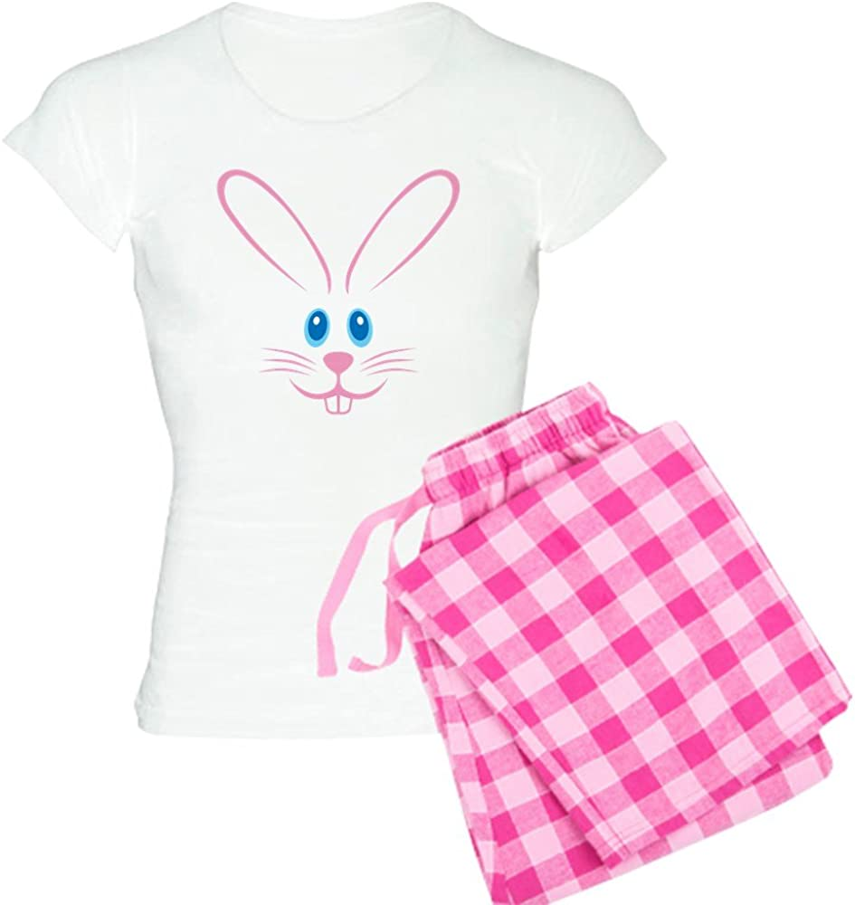 Challenge the lowest price of Japan CafePress Pink Bunny PJs Women's Special sale item Face