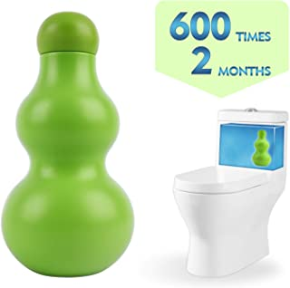 Pure-Eco Automatic Toilet Bowl Cleaner New Generation-600 Times Flushes (Green)