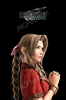 PrimePoster - Final Fantasy VII Remake Aerith Poster Glossy Finish Made in USA - NVG285 (16