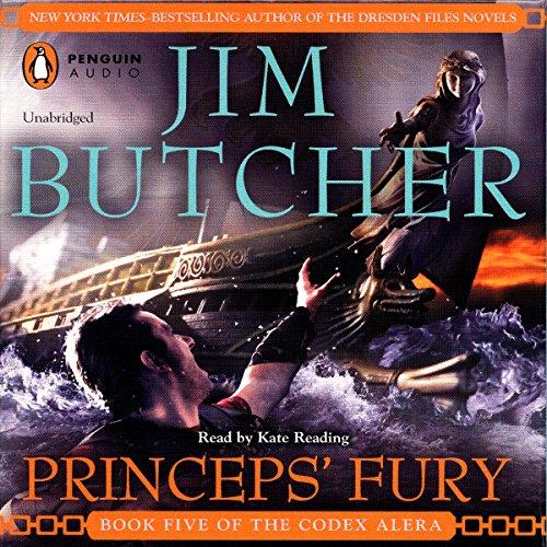 Princeps' Fury cover art