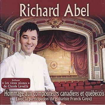 Hommage aux compositeurs canadiens et québécois (feat. Francis Goya)