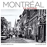 Montréal - Le metropole 2020 12 x 12 Inch Monthly Square Wall Calendar, Canadian Regional Travel Canada (English and French Edition)