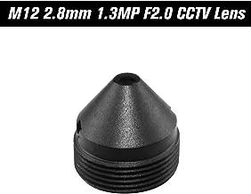 OWSOO HD 1.3 Megapixel Pinhole Lens 2.8mm M12 Mount MTV Board CCTV Lens 1/3