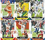 2021 Score NFL Football Complete Hand Collated Set of 400 Cards in Raw (NM or Better) Condition - Includes 100 Rookies. Players included in this set are Patr... rookie card picture