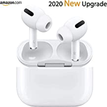 Wireless Earbuds Bluetooth 5.0 Bluetooth Headset 3D Stereo Built-in Mic IPX5 Waterproof Pop-ups Auto Pairing Fast Charging for Earphone Samsung Apple Airpods Pro Sport Earbuds.
