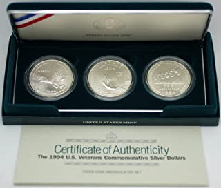 Best silver commemorative coin sets Reviews