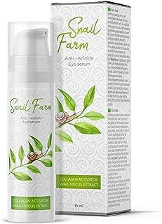 Best snail farm eye serum Reviews
