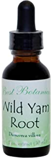 Best Botanicals Wild Yam Root Extract 1 oz.
