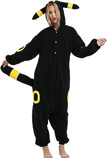 Pikachu, Espeon, Umbreon, Piplup, Charmander Onesie for Adult and Teenagers, Kigurumi Pajama Costume