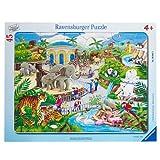 Ravensburger 06661 - Besuch im Zoo