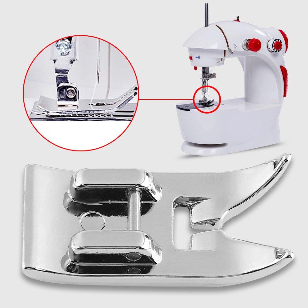 15pcs Doméstica máquina de coser prensatelas pies Juego de ...