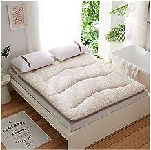 Tatami Mattress Japanese Soft Futon Mattress, Twin Queen Folding Mattress Pad for Student Dormitory, Home, Bed, As Mattres...