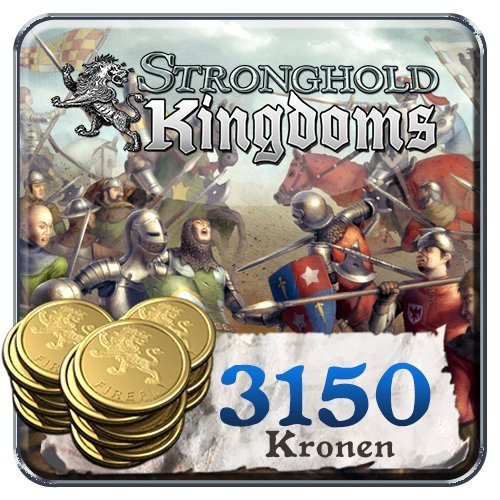 3150 Kronen: Stronghold Kingdoms [Game Connect]