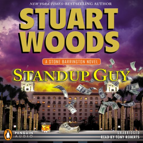 Standup Guy audiobook cover art