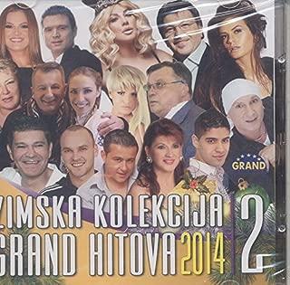 ZIMSKA KOLEKCIJA GRAND HITOVA 2 , 2014
