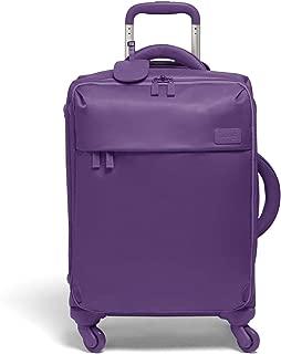 Lipault - Original Plume Spinner 55/20 Luggage - Carry-On Rolling Bag for Women - Light Plum