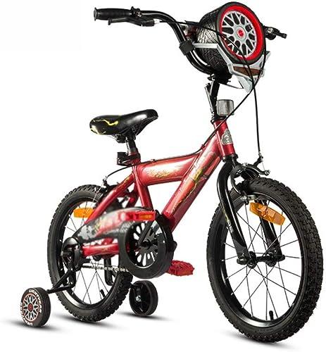 mejor calidad mejor precio Xuetaimeigu Bicicleta para Niños Bicicleta de 14 16 Pulgadas Carrito Carrito Carrito de Carreras más Ligero y más fácil de Usar  100% autentico
