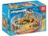 Playmobil - 4233 Dresseur avec Cage Aux Fauves