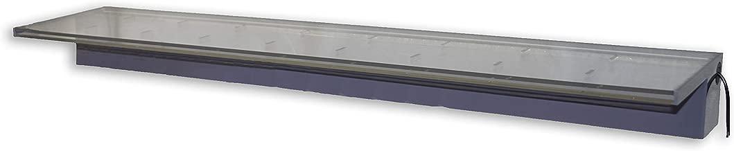 Patriot Sheer Elegance SE24CC Lighted Acrylic Spillway - 24