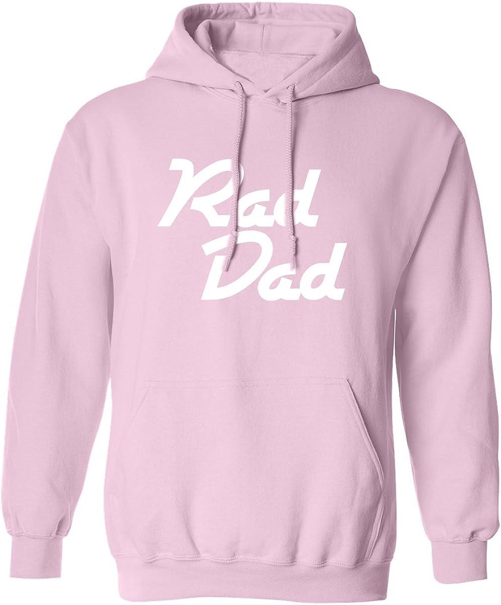 RAD DAD Adult Hooded Sweatshirt