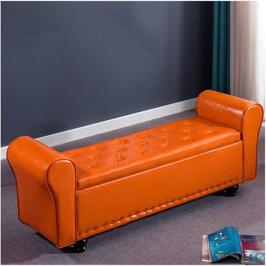 HXHN Financial sales sale Folding Storage Footstool Pract Versatile Ottoman Inexpensive
