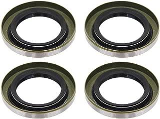 M-Parts 4 Double Lip Grease Seals For 5200-7000 (5.2K-7K) Axles; Inner Diameter: 2.25
