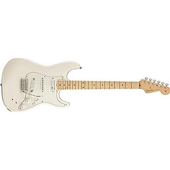Fender EOB Ed O Brien Stratocaster - Olympic White