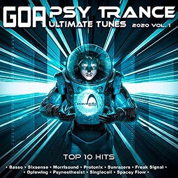 Psy Trance Goa Ultimate Tunes 2020 Top 10 Hits Parabola, Vol. 1
