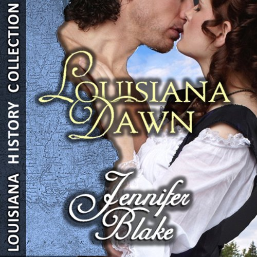 Louisiana Dawn  By  cover art