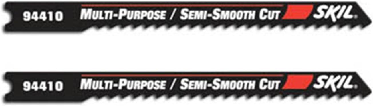 All items in the store SKIL 94410C2 High Long Beach Mall Carbon Steel TPI Jigsa Multipurpose U-shank 10