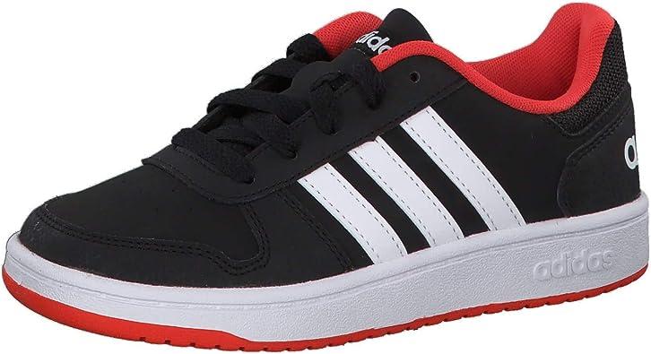 adidas Hoops 2.0 K, Chaussures de Basketball