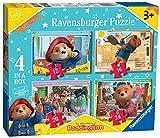 Ravensburger The Adventures of Paddington – Caja de 4 Pulgadas (12, 16, 20, 24 Piezas) Rompecabezas para niños a Partir de 3 años (3063)