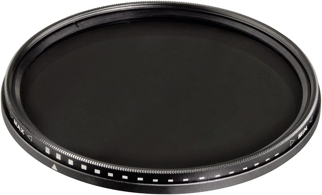 Hama Vario Graufilter 2 Fach Vergütung Für 49 Mm Kamera