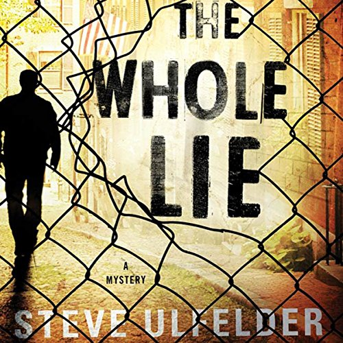 The Whole Lie audiobook cover art