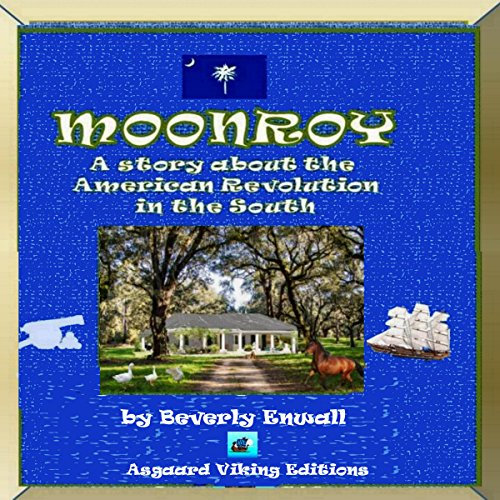 Moonroy audiobook cover art