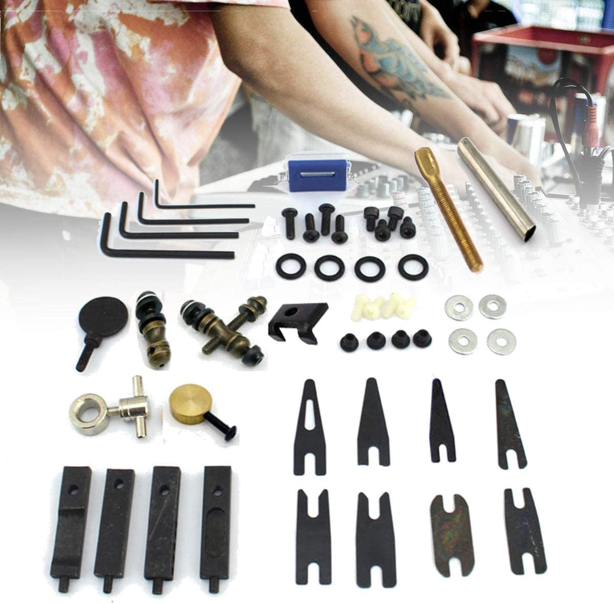 wangliwer Tattoo Machine Accessories Quality inspection Parts Mesa Mall