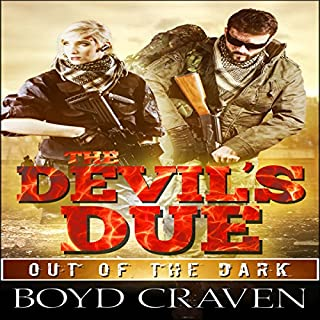 The Devil's Due: A Post Apocalyptic Thriller audiobook cover art