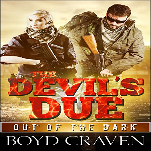The Devil's Due: A Post Apocalyptic Thriller cover art