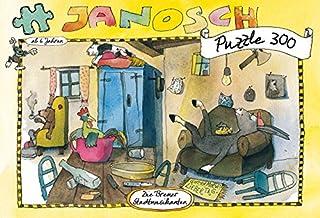 Die Bremer Stadtmusikanten: Janosch Puzzle 300