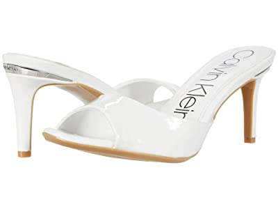 Calvin Klein Luc 2 (White) Women