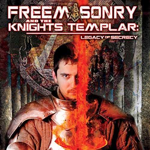 Freemasonry and the Knights Templar audiobook cover art
