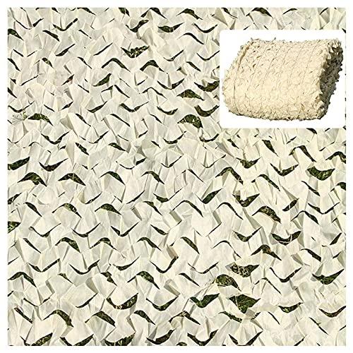 DLLY Tarnnetz, Beige Camouflage Netz, 1,5 M, 3 M, 5 M, 6 M, Leichtes Und Langlebiges Militärisches Tarnnetz, Verwendet Für Jagd, Schießen, Camping, Sonnenschutz,...