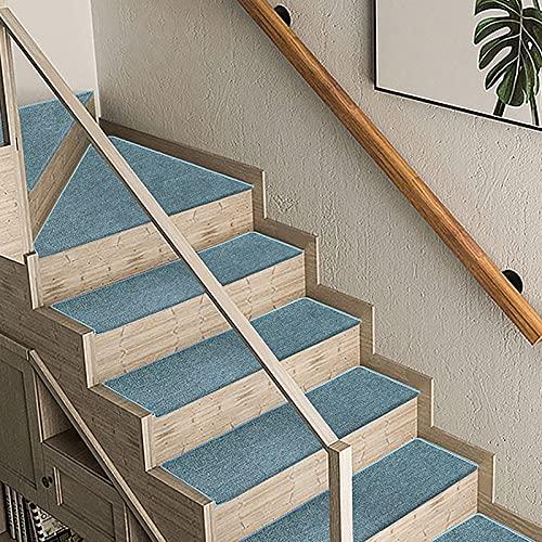 CCTC 1ft-20 Pies Escaleras Pasamanos De Madera, Escaleras De Barrera Interior Atrapa A Los Ancianos, Instalación De Pared Inicio Ático Corredor Soporte Rod Jardín De La Barandilla Decorativa